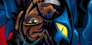 Blue Beetle: Rebirth #1 Review