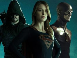 Supergirl and Arrow Unite in New Teaser Image for Arrow's 100th Episode