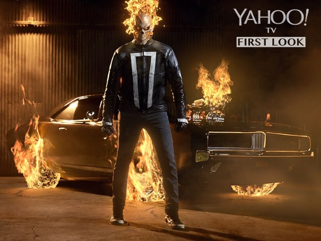 transformed Ghost Rider