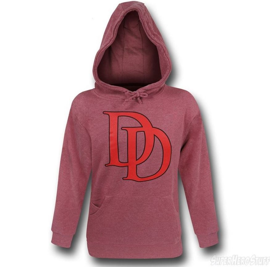 It's the Daredevil Symbol Men's Hoodie!