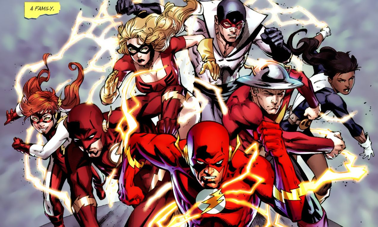 5 Things We Want from the DCEU Flash Movie!