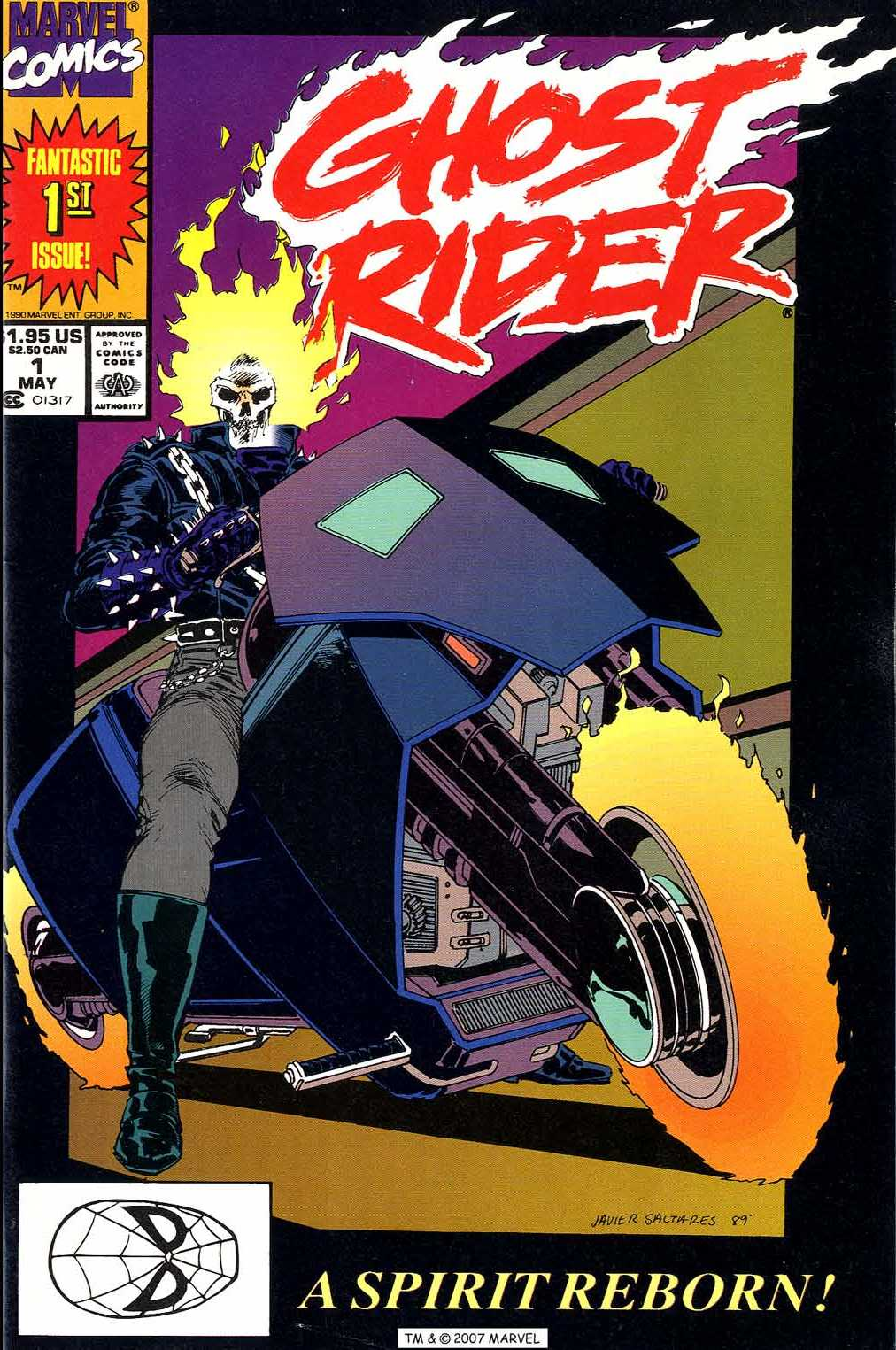Trail Blazing & Hair Raising: The Hell-Fueled History of Comics' Nine Ghost Riders!