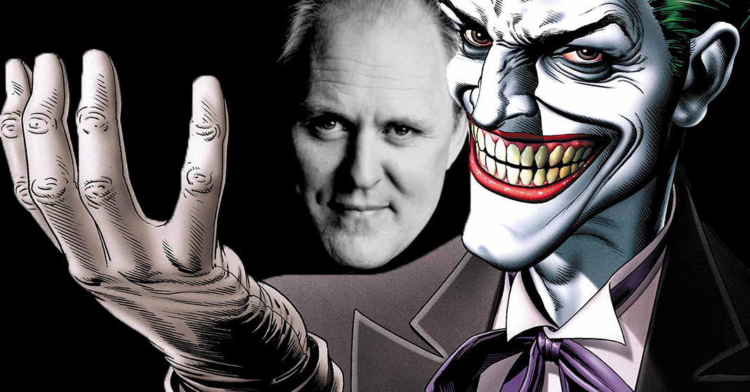 Actor John Lithgow Could Have Been the Joker