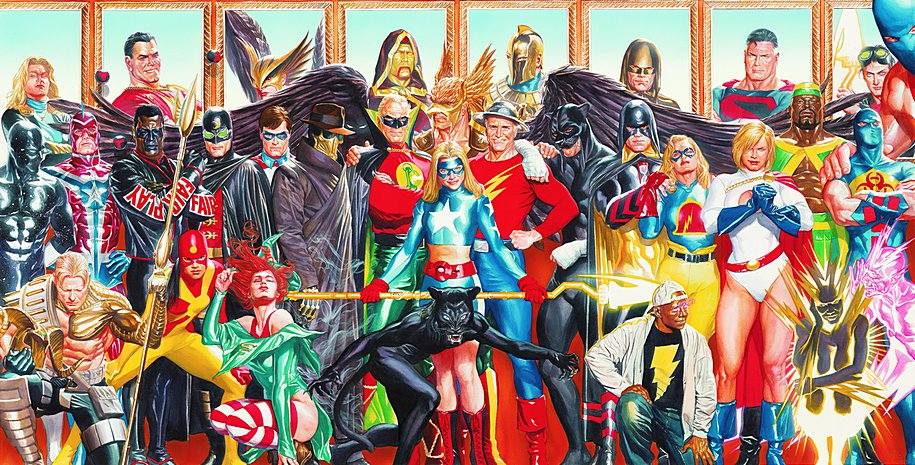 6 Awesome Facts about the Justice Society of America!