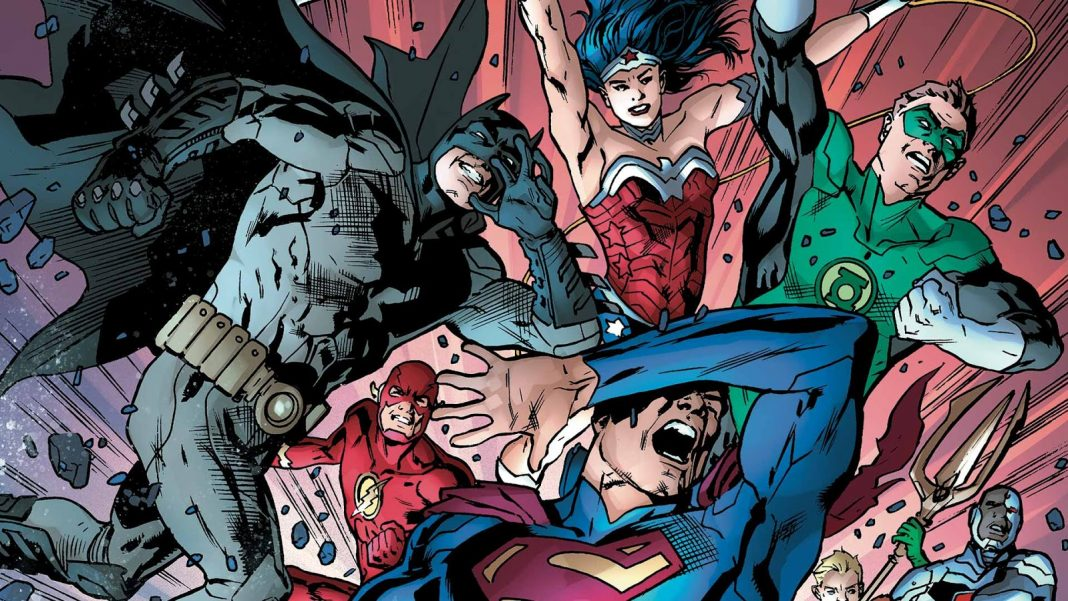 Justice League vs. Suicide Squad Miniseries Kicks Off in December!