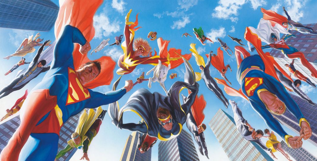 Top 5 Most Dysfunctional Superhero Families