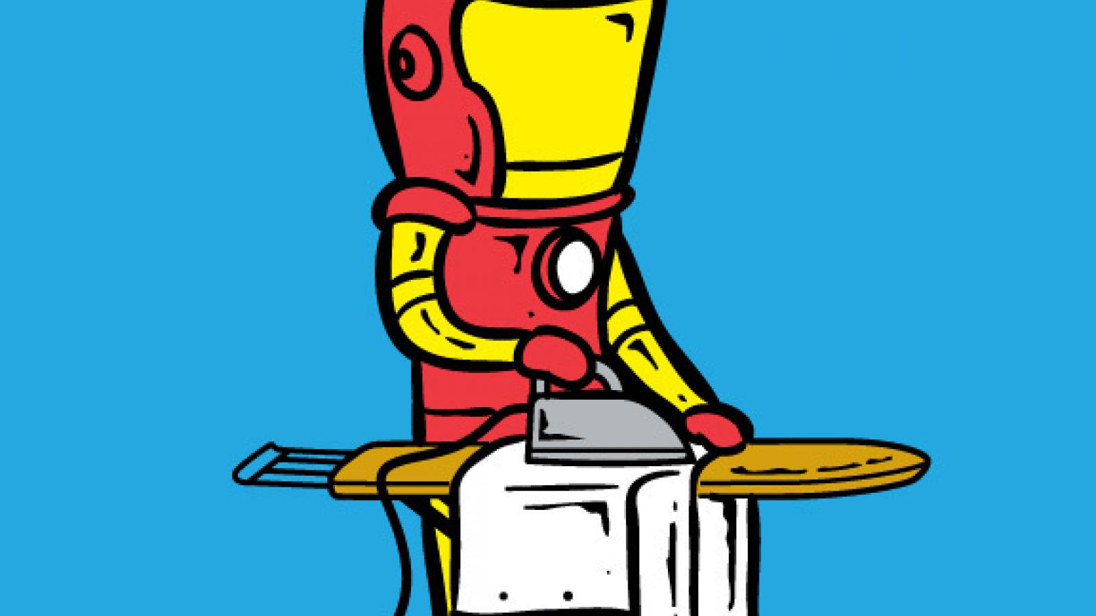Top 5 Most Common Superhero Day Jobs