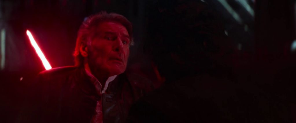 J.J. Abrams Explains Why Kylo Ren Killed Han Solo