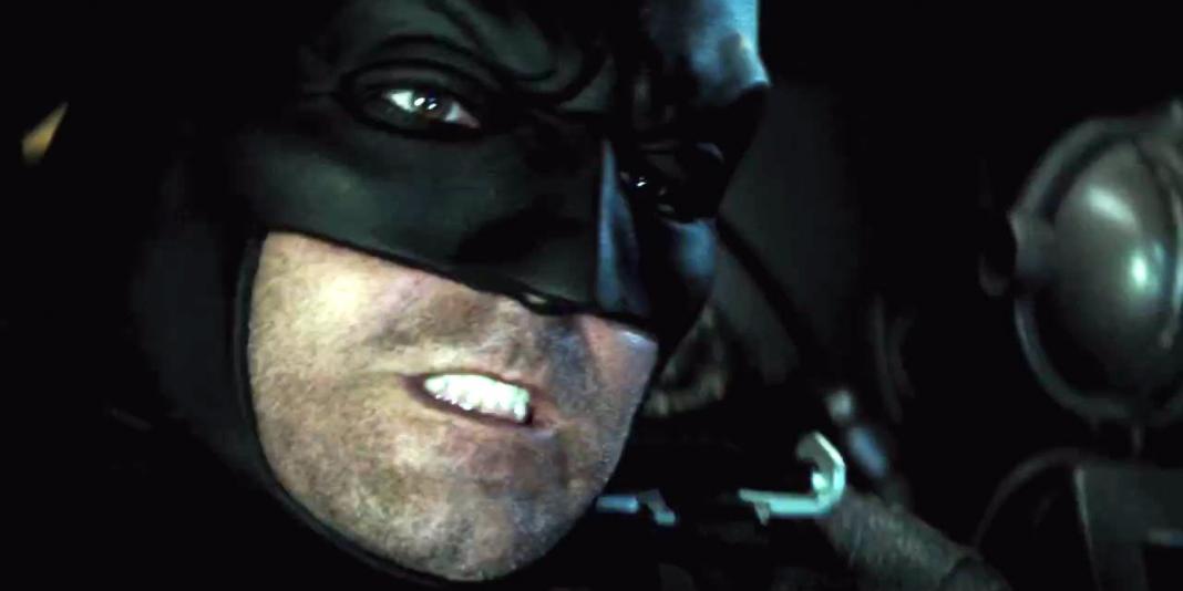 Frank Miller Wants Affleck's Batman Movie to