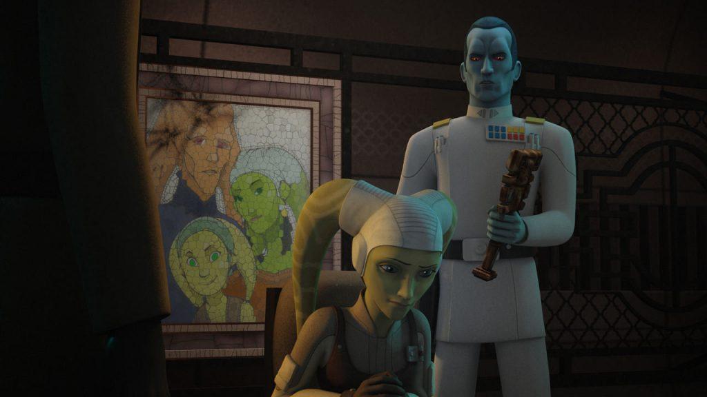 """Star Wars Rebels Season 3 Epidsode 5 Review: """"Hera's Heroes"""""""