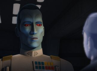 Thrawn takes on his mission