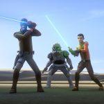 Rex leads his legion of Jedi