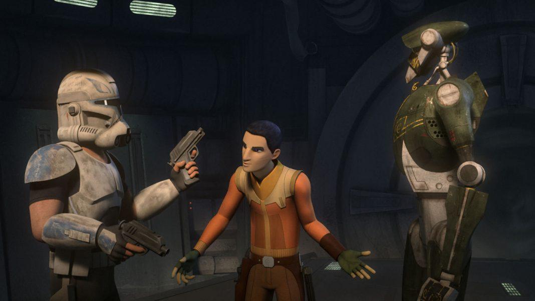 Star Wars Rebels Season 3 Episode 6 Review: