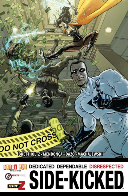 Side-Kicked Graphic Novel Review: When Sidekicks Go on Strike!