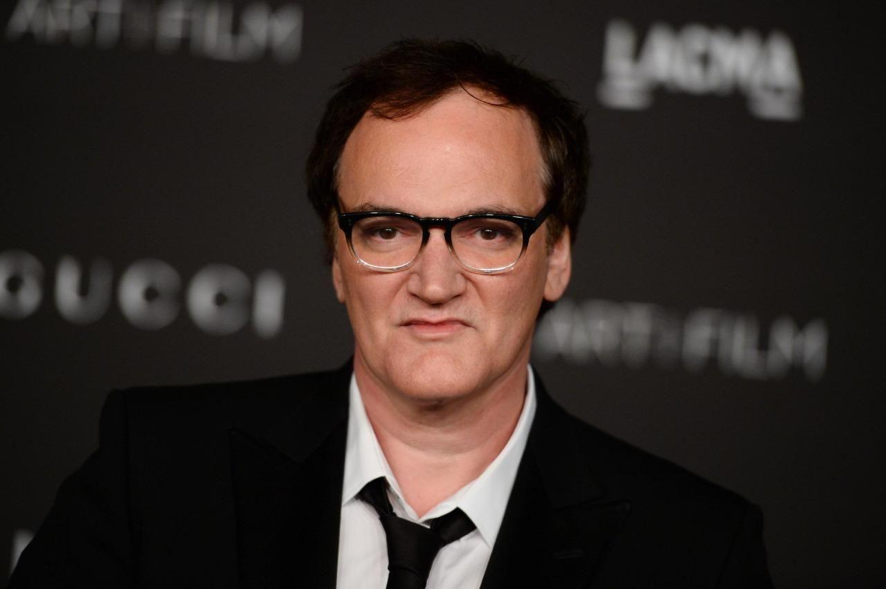 Quentin Tarantino and Deadpool 2