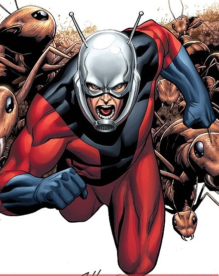 Ant-Man's Early Adventures Were Similar to The Incredible Shrinking Man