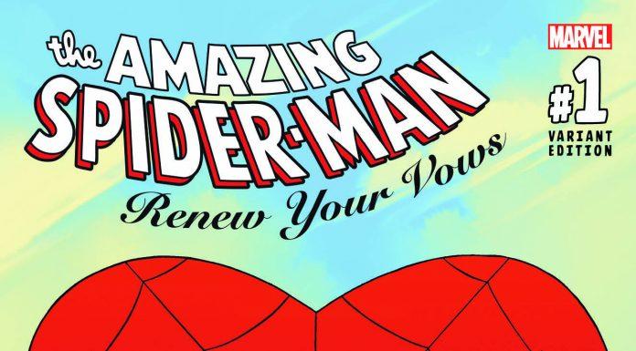 AMAZING SPIDER-MAN: RENEW YOUR VOWS #1 Top Secret Artist Variant Revealed!