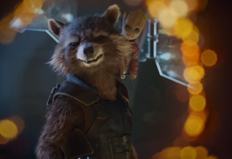 It's the First Teaser Trailer for Guardians of the Galaxy Vol. 2!