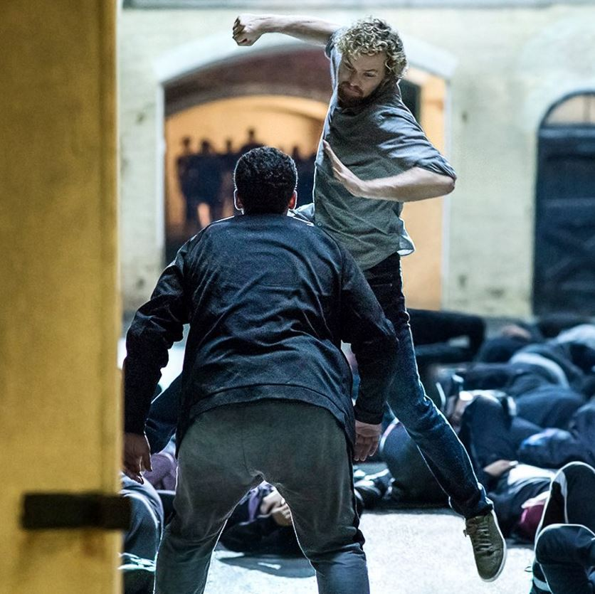 Netflix Announces Iron Fist Premiere Date with New Image and Teaser Video!