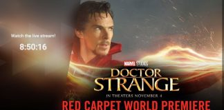 Now YOU Can Attend the Doctor Strange Red Carpet World Premiere!