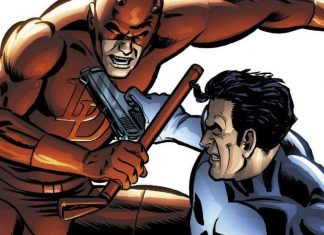 New PUNISHER Set Image Confirms DAREDEVIL Co-Star!