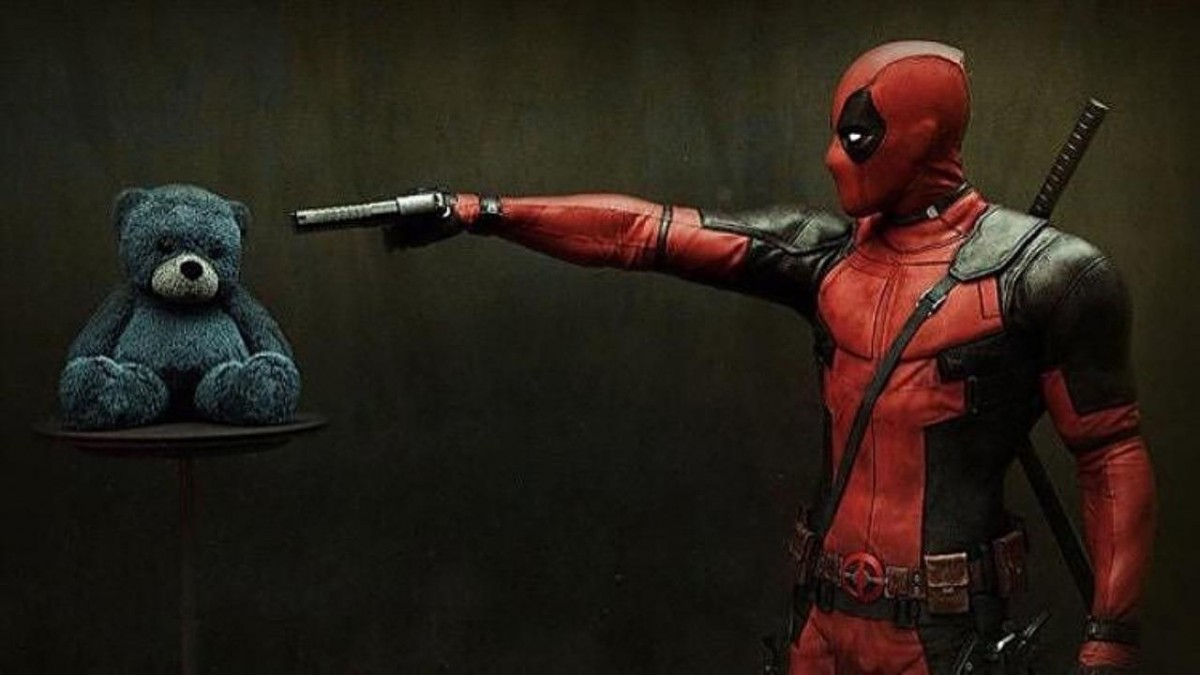 Quentin Tarantino and Deadpool 2