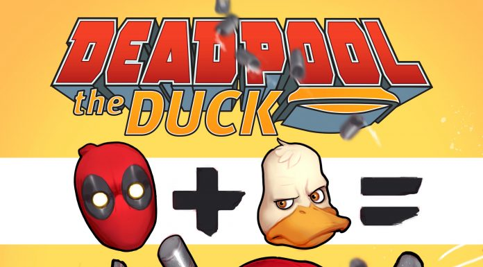 MARVEL INTRODUCES DEADPOOL THE DUCK #1!