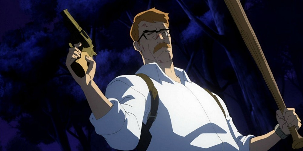 J.K.Simmons Talks About Commissioner Gordon and Meeting the Justice League