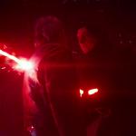 Kylo Ren Slices Through Han Solo