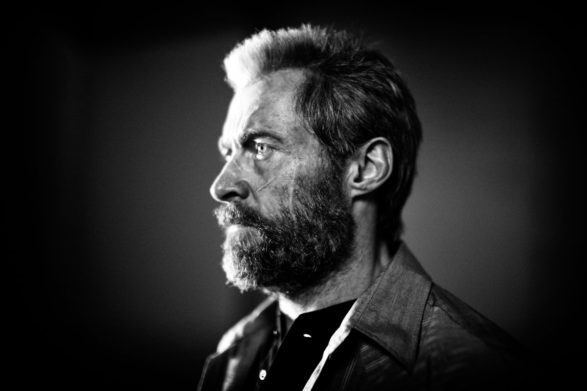 Our First Look at Hugh Jackman as LOGAN (Oh, and the trailer hits tomorrow!!)