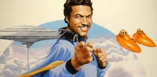 Donald Glover Is Lando Calrissian, Film Explains How He Lost the Falcon