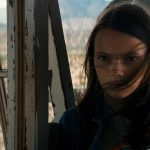 Logan X-23 and the desert