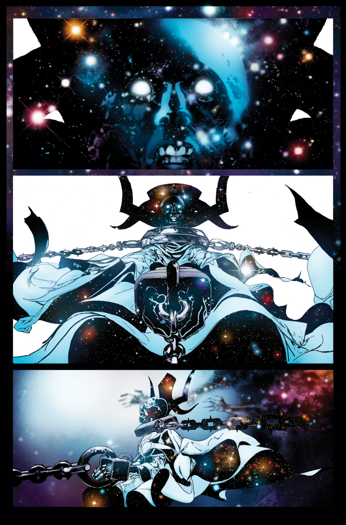 ULTIMATES 2 #1 Brings the Heavy Hitters to Marvel NOW!
