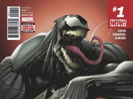 It's Good to Be Bad – Your New Look at VENOM #1!