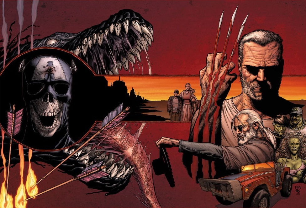 wolverine_Old Man Logan wrap around