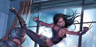 New wponx Image Spotlights Laura Kinney as X-23 in LOGAN