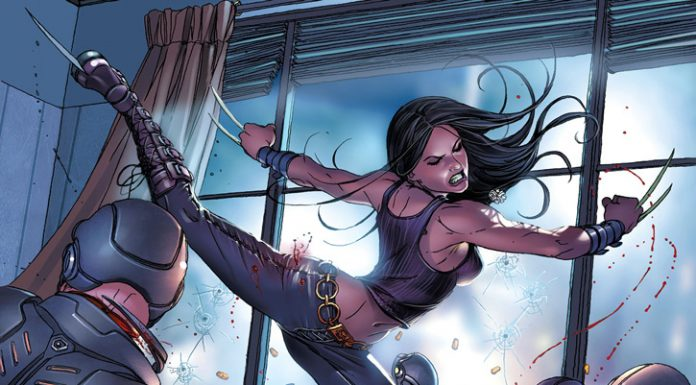 New wponx Image Spotlights Laura Kinney as X-23 in LOGAN