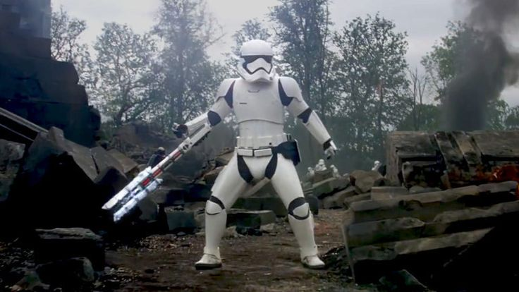 Could There Be a New Stormtrooper Debuting In Episode VIII?