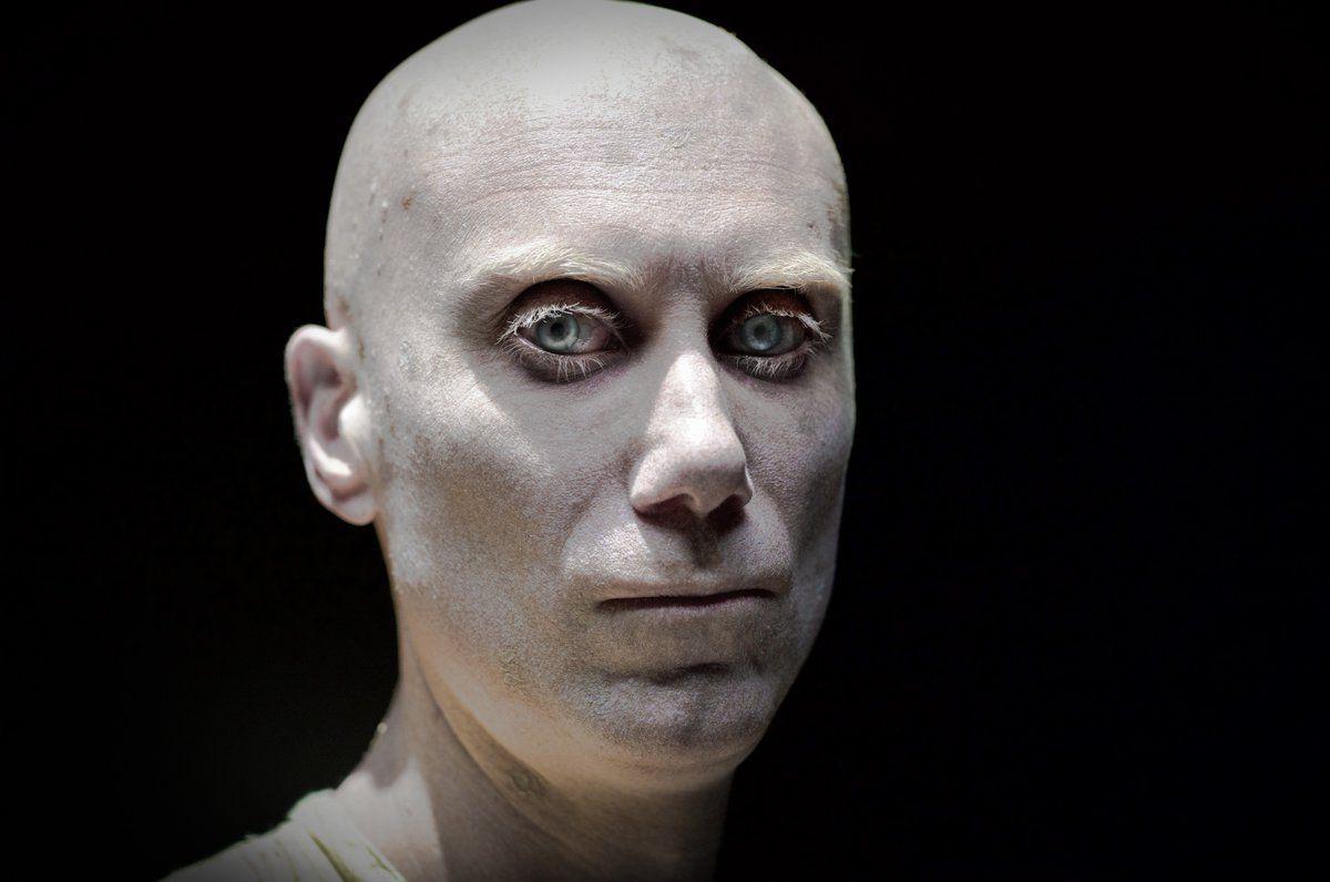 Latest LOGAN Image Teases Stephen Merchant's Character. Caliban, Anyone?