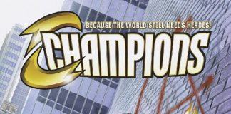 Champions #1 Review