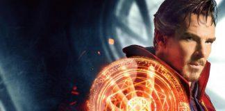 Doctor Strange looking boss