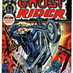 Ghost Rider 1 cover