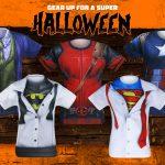 Top 10 Superhero Costume T-Shirts for Men