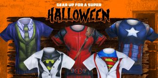 Top 10 Superhero Costume T-Shirts for Men