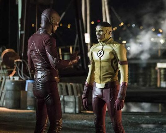 "5 Takeaways from The Flash Season 3 Episode 1: ""Flashpoint"""