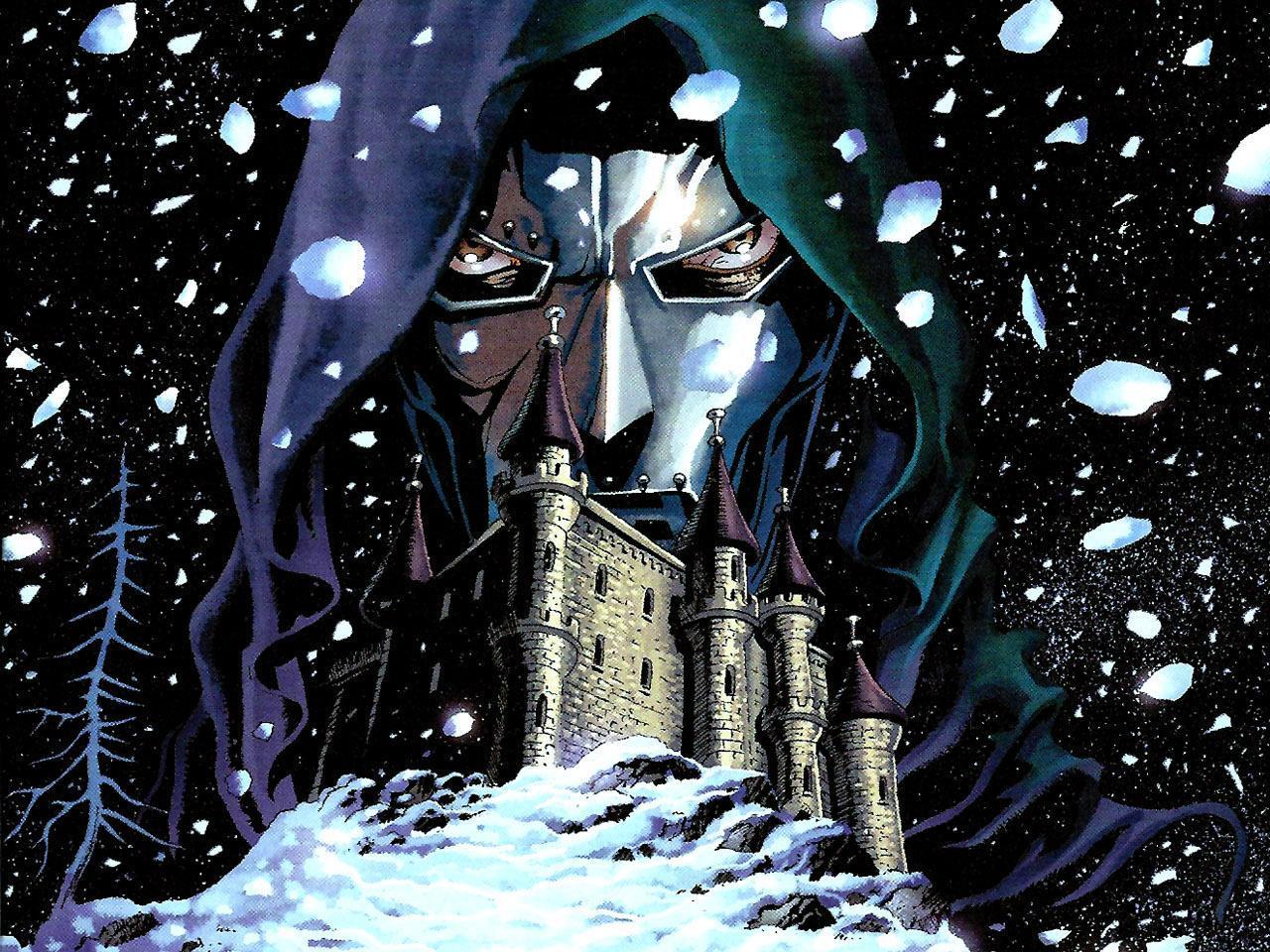 Doctor Doom Castle