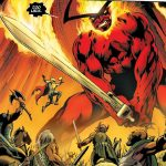 surtur takes on thor