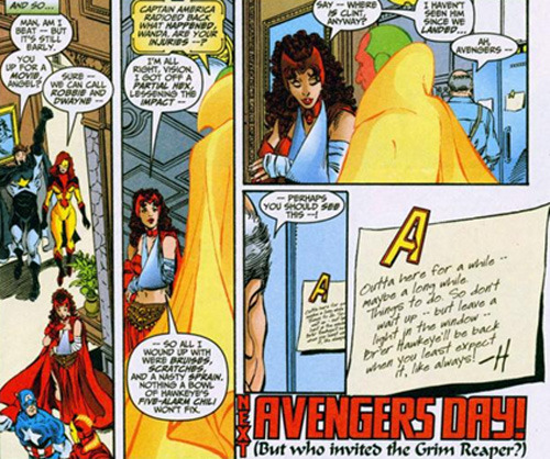 Most WTF Moments in Avengers Comic Book History