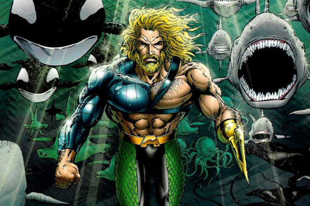 Jason Momoa Thought Zack Snyder Wanted Him to Play Lobo, and Not Aquaman in JUSTICE JEAGUE