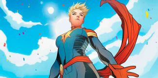 "Kevin Feige Says Captain Marvel's Power Levels Are ""Off the Charts"""